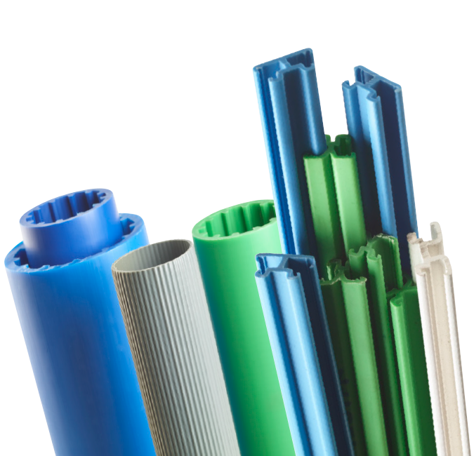 Your specialist in custom-made plastic profiles